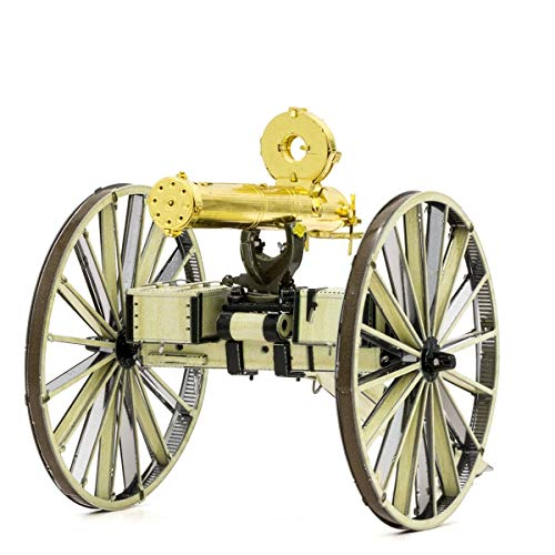 Top 8 Gatling Gun Model – Figure Model Kits
