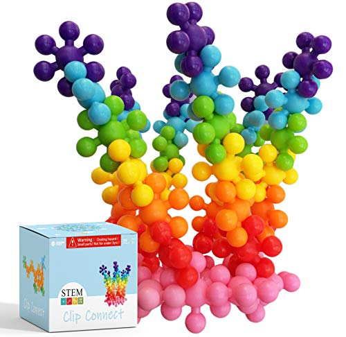 Top 10 Clip Connect 100 Pieces – Toy Building Sets
