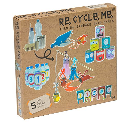 Top 10 Recycling Activities for Kids – Craft Kits