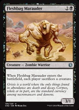 Top 9 Fleshbag Marauder Mtg – Collectible Card Game Singles