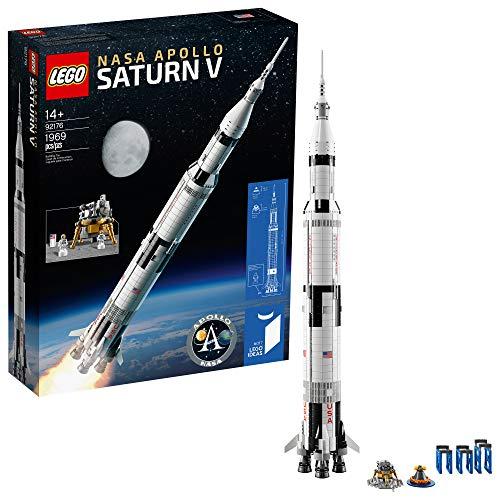 Top 9 Saturn V Model – Toy Building Sets