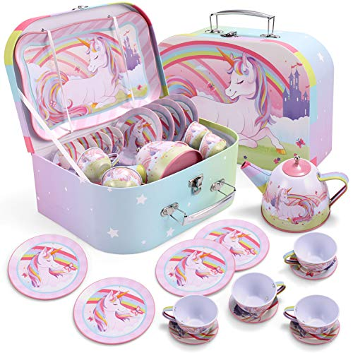 Top 10 Teasets with Teapot for Girls – Toy Kitchen Products