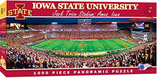 Top 10 Iowa State Puzzle – Sports Fan Toys & Game Room