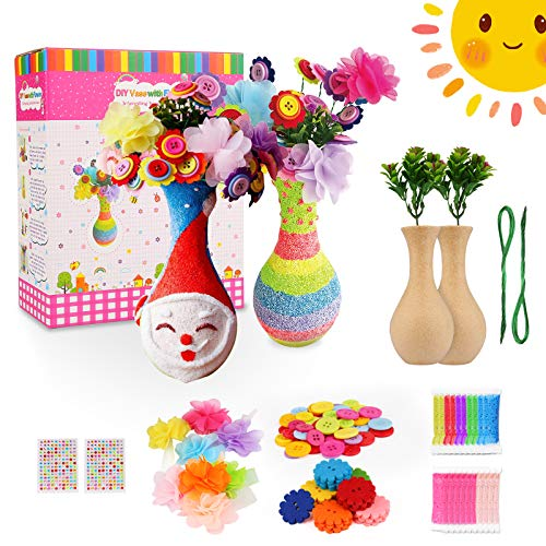 Top 10 Mothers Day Crafts – Kids' Felt Craft Kits