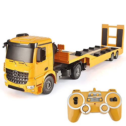 Top 10 Remote Control Tractor Trailer Truck – Kids' Electronics