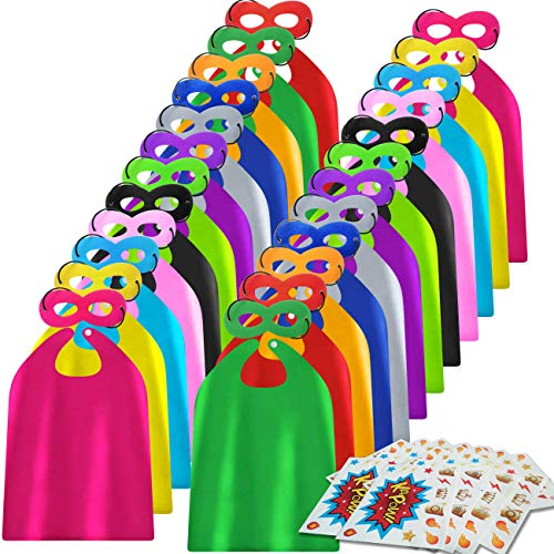 Top 10 Capes and Masks – Girls' Costumes