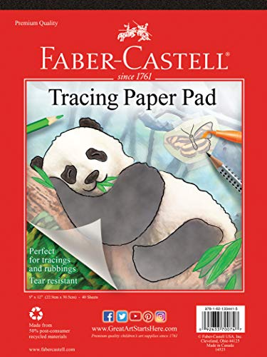 Top 9 Tracing Paper for Kids – Paper Craft Supplies
