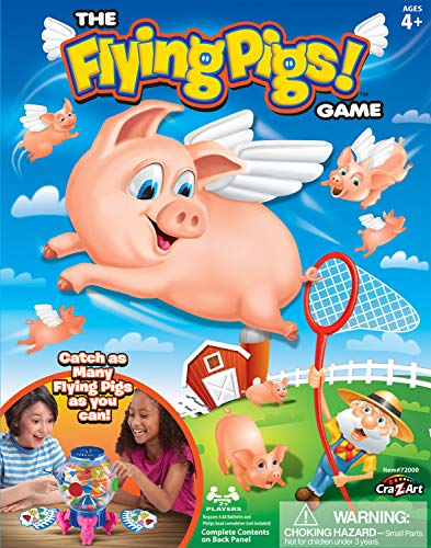 Top 9 When Pigs Fly Game – Craft Kits