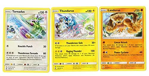 Top 6 Tornadus Pokemon Card – Collectible Card Game Decks & Sets