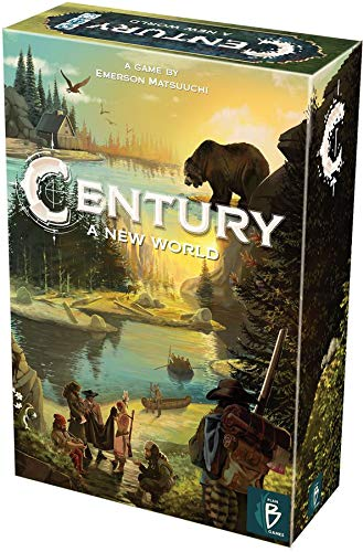 Top 9 Century A New World Board Game – Board Games