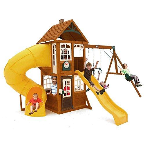 Top 9 Cedar Summit Swingset – Play & Swing Sets