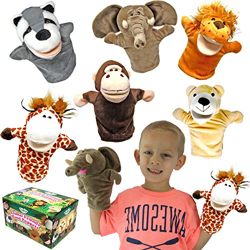 Top 10 Puppets with Movable Mouth – Hand Puppets
