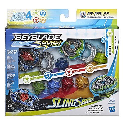 Top 8 Hercules H4 Beyblade – Gaming Top Toys