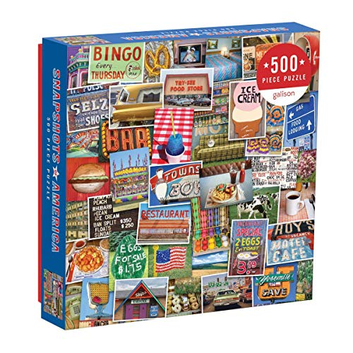 Top 10 Jigsaw Puzzles for Adults 500 Pieces – Jigsaw Puzzles