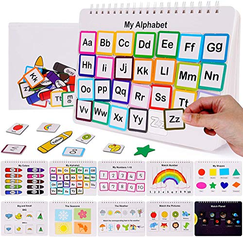 Top 10 Workbooks for Toddlers – Learning & Education Toys