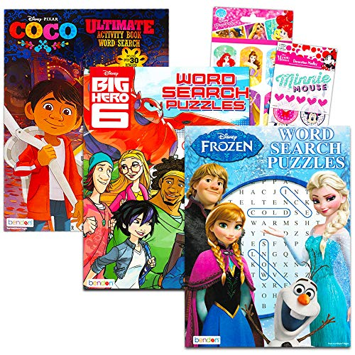 Top 10 Word Search Books for Kids – Toys & Games